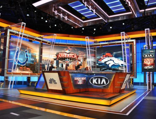 NBC Sports Studio 1: Football Night in America